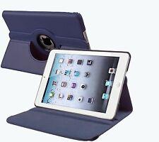 Leather 360° Rotating Stand Case Cover for iPad 2 3 4 iPad Mini 1 2 3 4