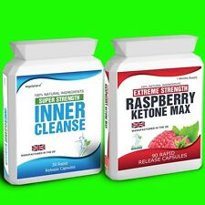 Raspberry Ketone And Colon Cleanse Pills Plus Weight Loss Dieting Tips