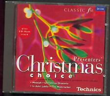 CHRISTMAS CHOICE: CLASSIC FM CD 1998 SEASONAL MUSIC FROM DECCA'S GREATEST ALBUMS