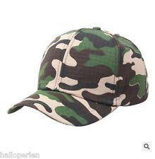Outdoor Camouflage Hats Baseball Caps For Men Adult Caps Sun Hats
