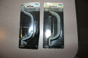 NOS National Hardware 6-3/4 in. L Pull Handle Galvanized Model No. N100-339