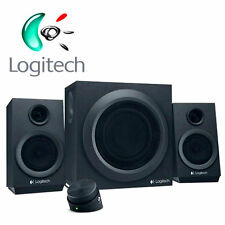 Logitech z333 multimedia portátil con altavoz System 2.1 canal 40 vatios (total)