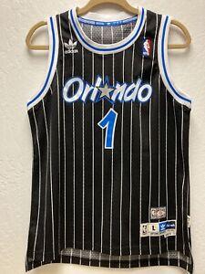 "ANFERNEE ""PENNY"" HARDAWAY #1 Orlando Magic Swingman Jersey Large Youth"