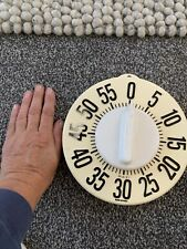 More details for retro maxi aids usa large wall kitchen timer