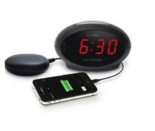 Sonic Alert Traveler with Bed Shaker and USB charging port SBT600SS