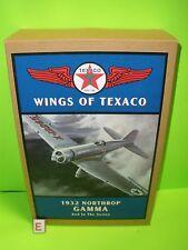 WINGS OF TEXACO 1932 NORTHROP GAMMA AIRPLANE - 1994 - #2 in Series