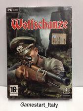 WOLFSCHANZE (PC) VIDEOGIOCO NUOVO NEW GAME VIDEOGAMES
