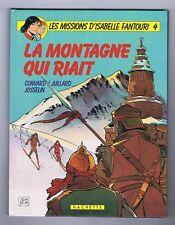 JUILLARD. Isabelle Fanfouri 4. La montagne qui riait.