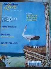 REVUE ART & METIERS DU LIVRE 2005 No 248 ANDERSEN MARSALEIX STAAL CHAUVEL LIMOGE