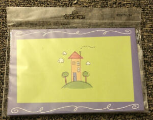 Roobee New Home Postcard Announcements. Count 20 NEW In Package. A New Home