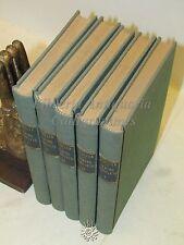 LETTERATURA - Federico Schiller: TEATRO Completo 5 VOL. - Unione Editrice 1924
