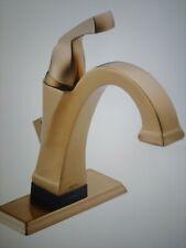 Delta 551T-CZ-DST Dryden Single Handle Lavatory Faucet w/Touch2O Bronze #DL110