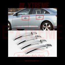 FOR CHEVY 09-15 CRUZE 4DRS CHROME HANDLE COVER 4DRS W/O PSKH