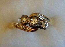 Gold Very Good Cut Fine Diamond Rings