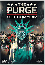 THE PURGE ELECTION YEAR DVD       BRAND NEW SEALED GENUINE UK STOCK