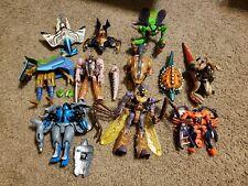 Beast Wars Transformers lot Dinobot Fuzor Fox Kids Neo Japanese BW Complete G1