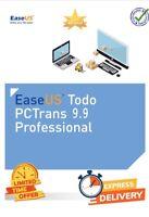 EaseUS Todo PCTrans Version 9.9🔑LIFETIME 🔑OFFICIAL  🔥 Fast delivery