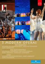 Salzburg Festival: 3 Modern Operas DVD (2016) Alvis Hermanis ***NEW***