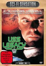 USS Legacy - SciFi Sensation - Vol. 4