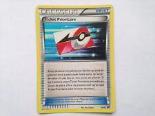 Carte Pokémon Ticket Prioritaire Holo 19/20 coffre des dragons