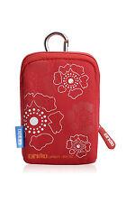 Orkio compact camera case - model 10DI104 - Red