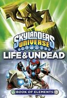 Skylanders Book of Elements: Life and Undead, Various, Very Good, Paperback