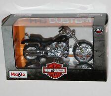 Maisto - Harley Davidson 2000 FXSTD SOFTAIL DEUCE - Model Scale 1:18