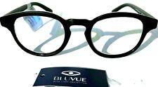 Lector de Bloqueo de Luz Azul Gafas de Moda de juegos informáticos Atlas Negro
