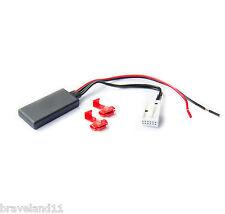 Bluetooth mp3 adaptador citroen peugeot cable aux para Blaupunkt rd4 radio móvil