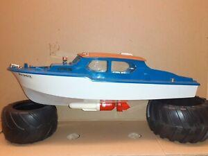 Rare Scalex boat underwater motor .... like Triang Derwent cruiser NOT WORKING.