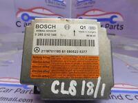 Mercedes CLS Airbag Madule ECU W219 A2118701185