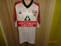 "VfB Stuttgart Original Adidas Heim Trikot 1998/99 ""Göttinger Gruppe"" Gr.XXL TOP"