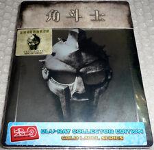 Gladiator Blu-Ray Steelbook - HDzeta Exclusive 1/4 slip - Brand New Sealed