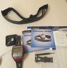 Garmin Forerunner 305 GPS-Enabled Trainer w/Heart Rate Monitor Multi-Sport