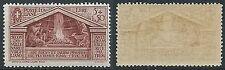 1930 REGNO VIRGILIO 5 LIRE MNH ** - T171