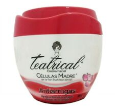 TEATRICAL Celulas Madre Crema Antiarrugas/ Mother Cells Anti wrinkle Cream 400GR