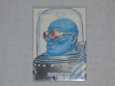 DC UNIVERSE SKETCH CARD BY STEVEN MILLER