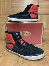 RARE🔥 VANS x The North Face Sk8-Hi 46 MTE Red Black Sz 11 Men's Shoes TNF DX