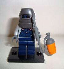 A584 LEGO Minifigures #71002 - Serie 11 - Soudeur  Welder