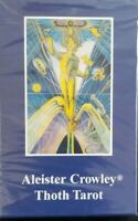 Aleister Crowley Thoth Tarot Cards Regular.Divination; Pagan; Fortune Telling