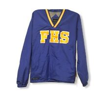 Frisco High School Basketball Track Shirt Pullover Size Small Racoons Coons Fhs