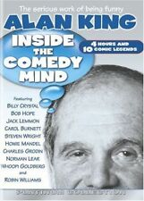 The Serious Work of Being Funny - Inside the Comedy Mind (DVD, 2004) BRAND NEW!