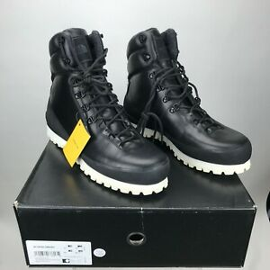 The North Face Cryos Hiker Men Hiking Boots Black/White Size 12 MSRP $400