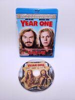 Year One (Blu-ray Disc, 2009 Bilingual) Free Shipping In Canada
