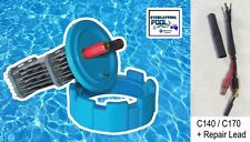 Zodiac Clearwater C140 / C170 Salt Water Pool Chlorinator Cell + Repair Lead