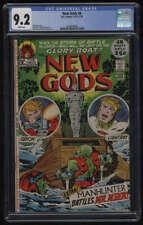 New Gods #6 CGC 9.2 White Pgs DC Comics 12/1971-1/1972 Jack Kirby