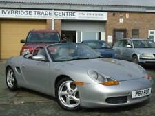 Boxster Manual More than 100,000 miles Vehicle Mileage Cars