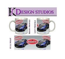 Bugatti  Personalised Fan Mug