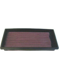K&N Panel Air Filter FOR PLYMOUTH CARAVELLE 2.2L L4 F/I (33-2002)