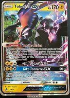 Carte Pokemon Neuve Française 18//145 Boumata GX SL02:Gardiens Ascendants